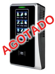 Reloj checador zk software ip proximidad sc700 rfid